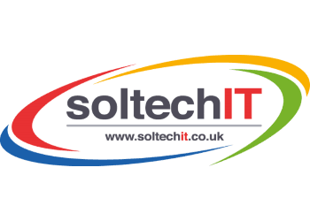 Soltech IT Logo Design