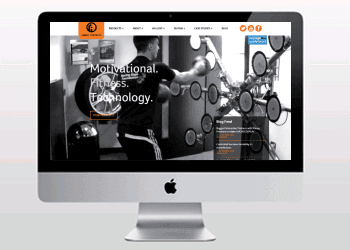 Rugged Interactive Website Design