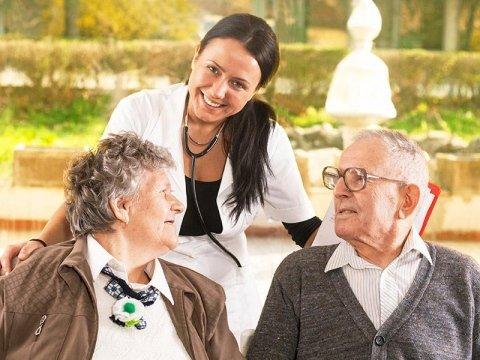 Centro assistenza per anziani