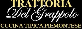 TRATTORIA DEL GRAPPOLO - Logo