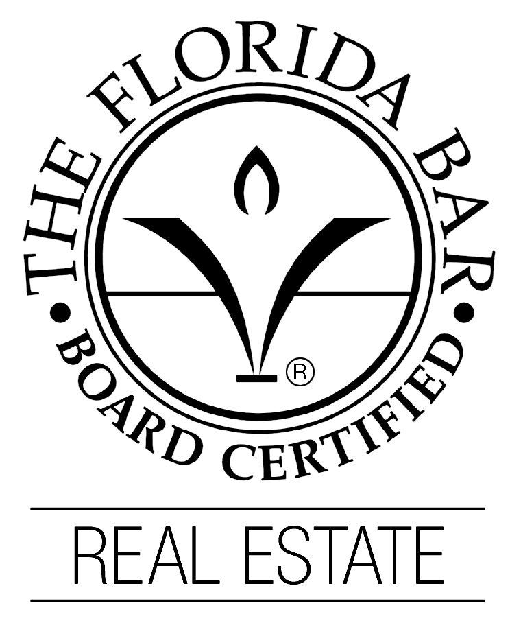 Florida Board Certified Real Estate Attorney Logo