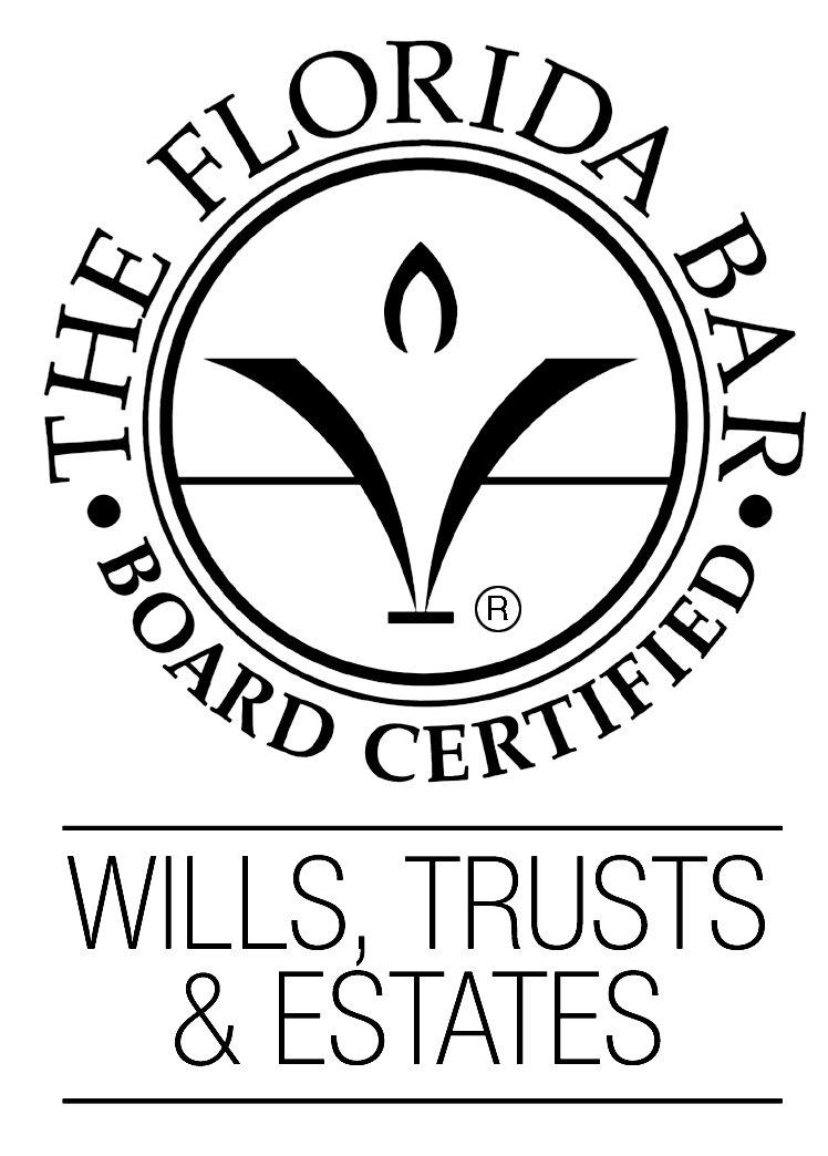 Florida Board Certified Estate Planning, Wills, & Trusts Attorney Logo