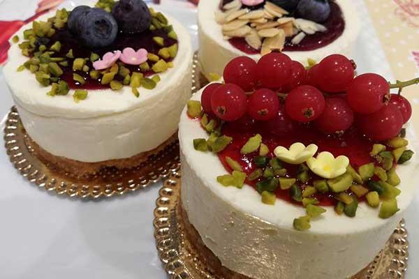 torte artigianali- Madame bakery- Roma