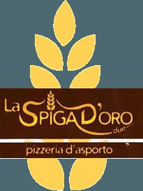 LA SPIGA D'ORO DUE - PIZZERIA D'ASPORTO - LOGO