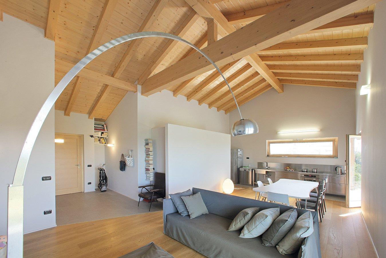 Case in legno prefabbricate: case in legno moderne - Case ...