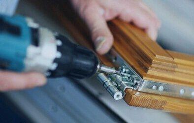 timber window ironmongery