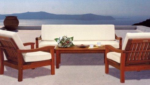mobili da giardino daphe