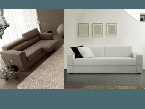 Divano AERRE e divano letto