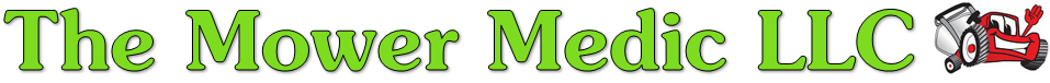 The mower Medic logo