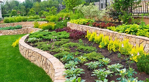 Beautiful landscaping done by specialists in East Haven, CT