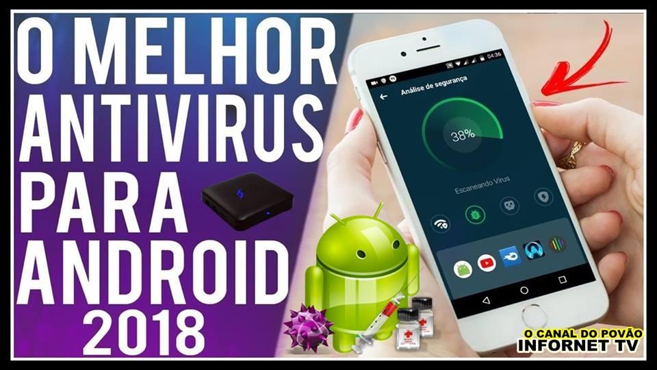 qual melhor antivirus para android