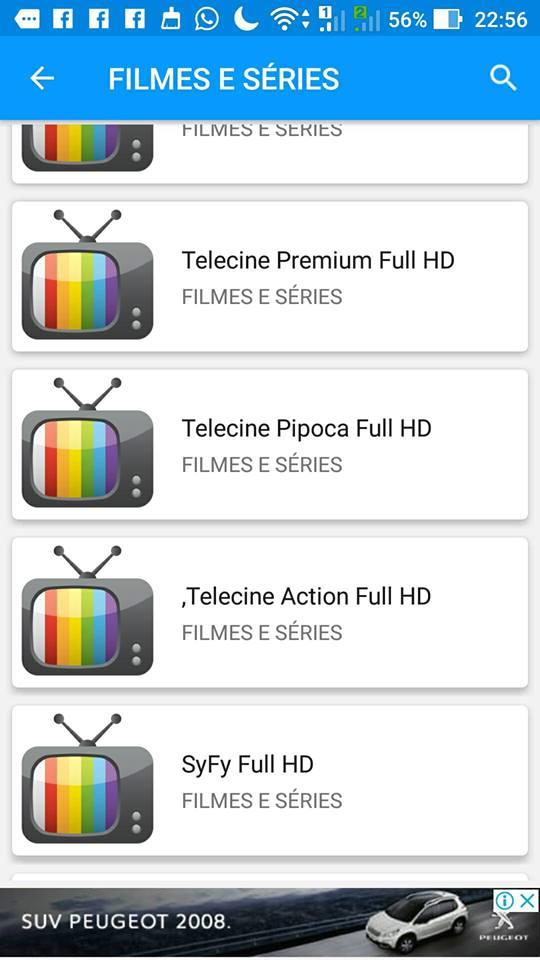 baixar app brasil tv apk