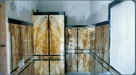 rivestimenti di marmo