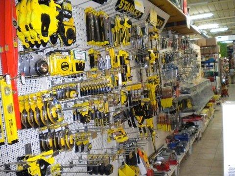 vendita prodotti per ferramenta