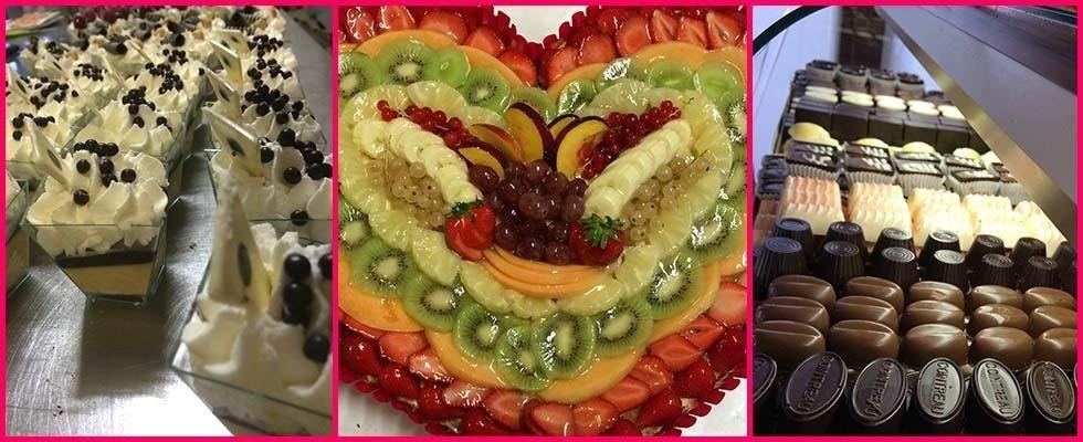 torte, dolci, praline