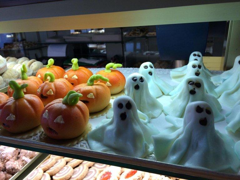 dolci pasticceria halloween