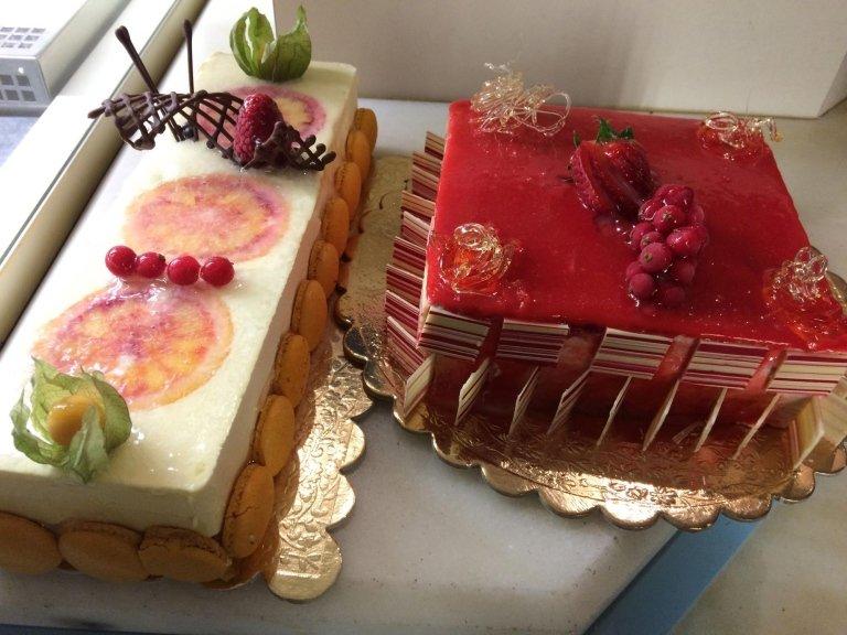 torte piccole