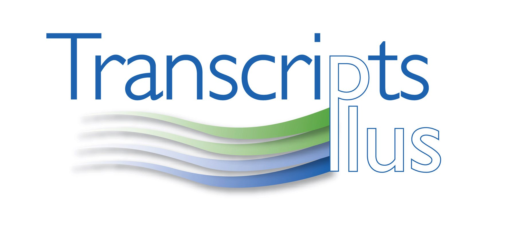 logo transcripts plus