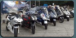 riparazione moto e scooter di tutte le marche