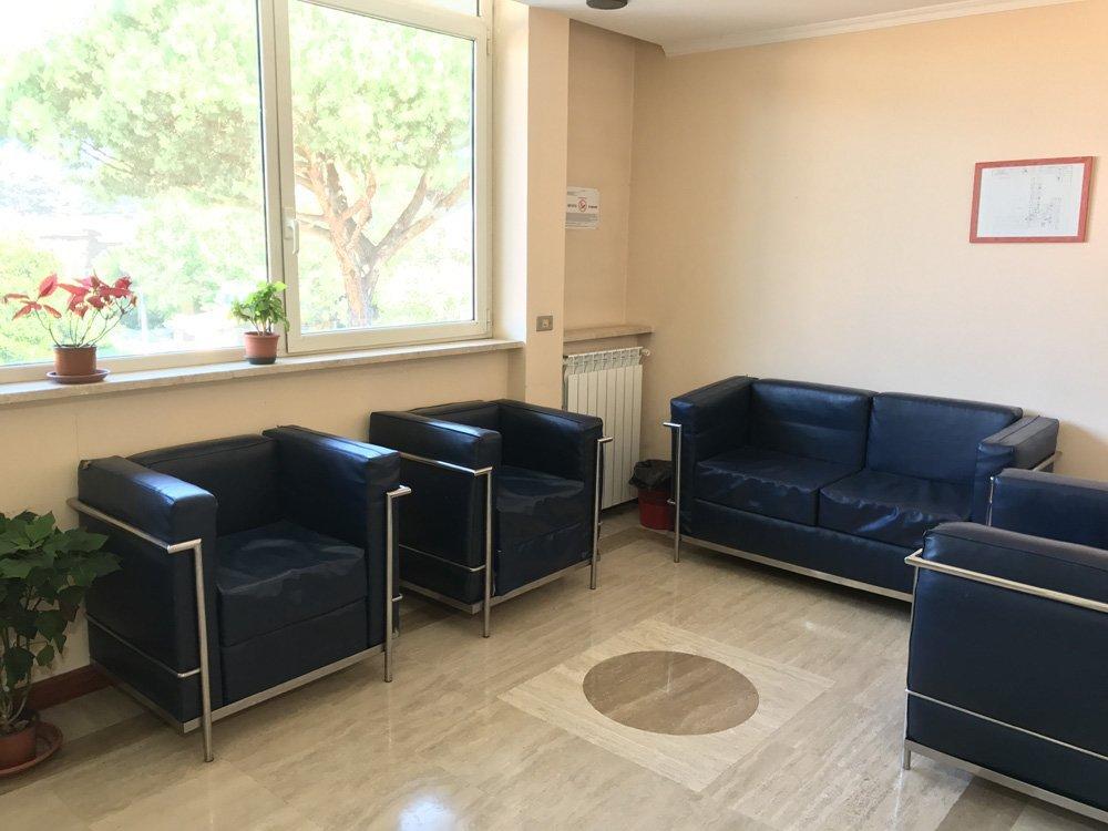 divani nella casa di riposo