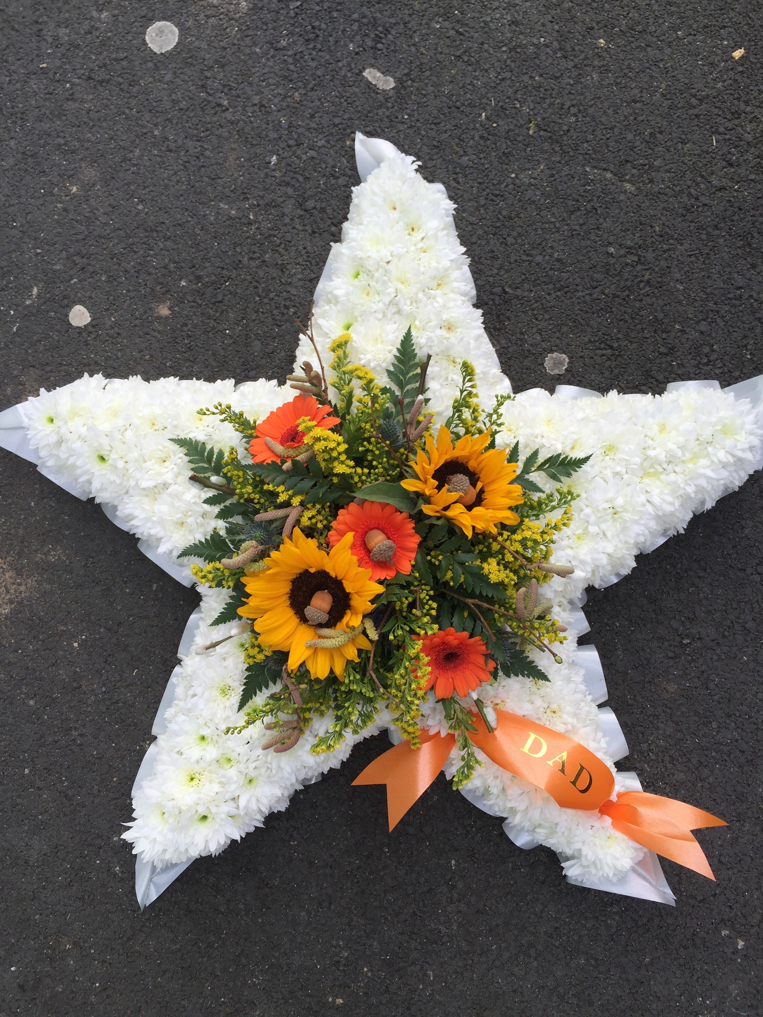 Star bouquets