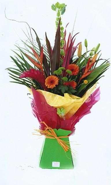 Fancy bouquet flowers