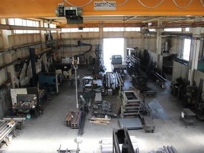 Azienda piegatura metalli