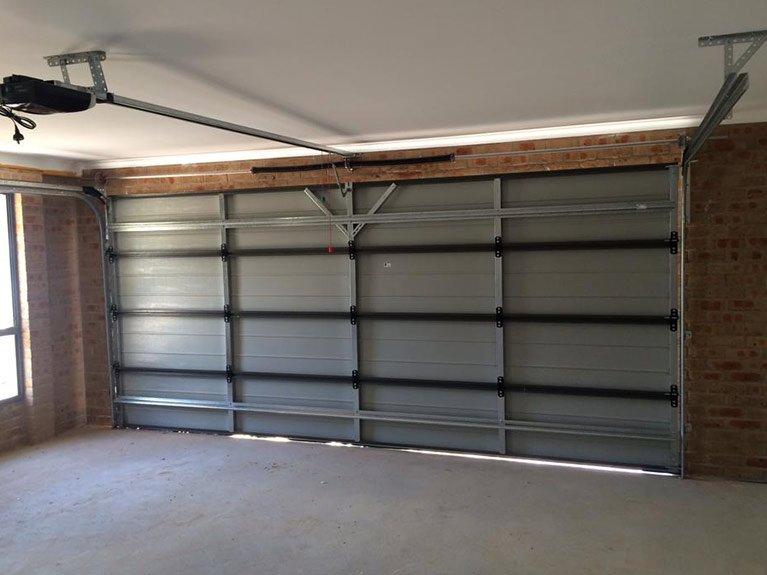 Panel Lift Garage Door Installation Fluidelectric