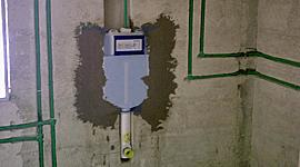 lavori di ristrutturazione e idraulica