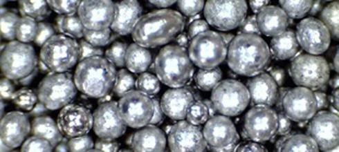 graniglia acciaio
