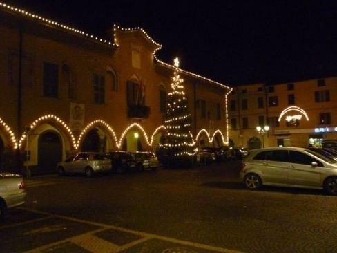 Luminarie piazza