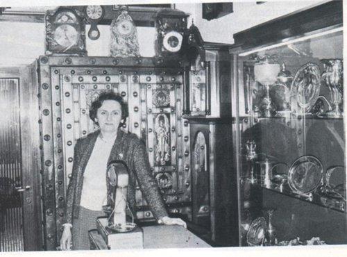 fondatrice della gioielleria
