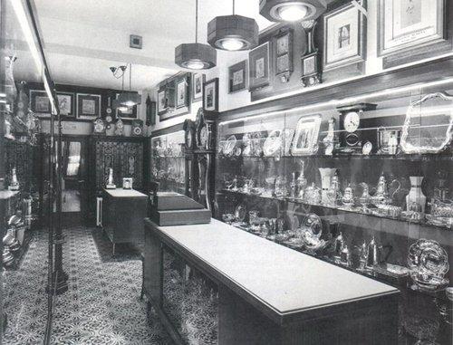 sala della gioielleria