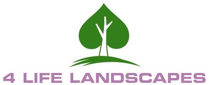 4 Life Landscapes company logo