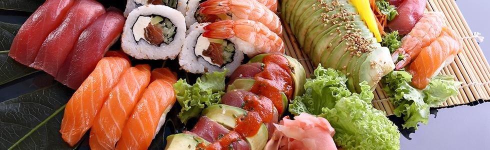 sushi asporto