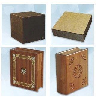 contenitori per urne cinerarie