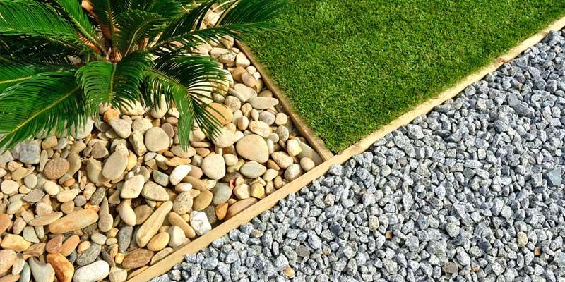 mercuri garden and building supplies pebbles in the garden