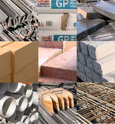 mercuri garden and building supplies types of services