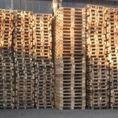 pallets misura 120 x 100, bancali in legno