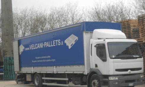 Velcani Pallets