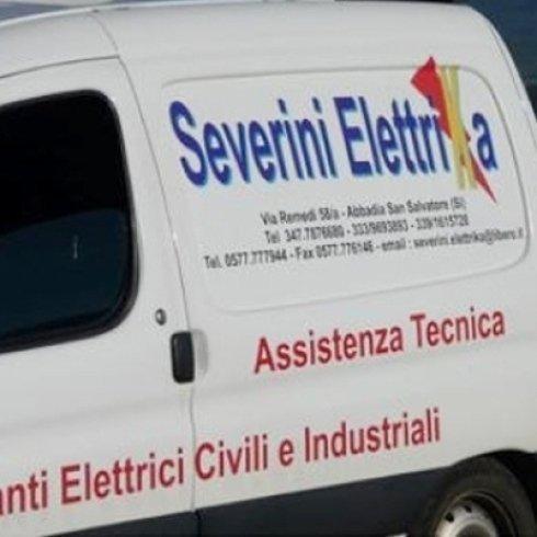 ditta dii manutenzione di impianti elettrici