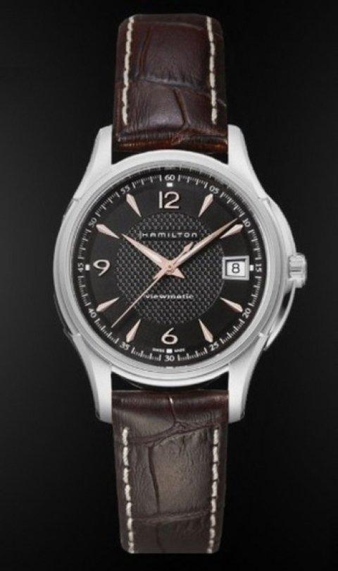 orologio hamilton con cinturino in pelle