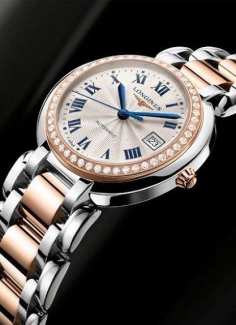 orologio con diamanti