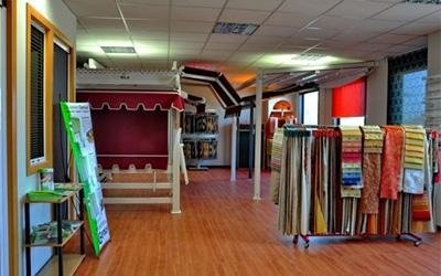 Show-room tende