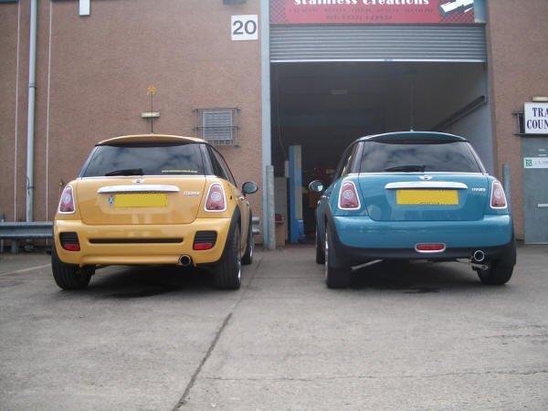 cars ready for repair