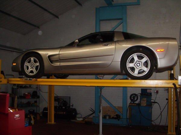 sports car suspensions