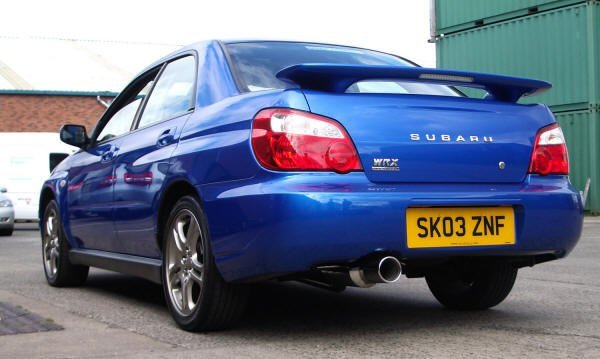 Bespoke exhausts