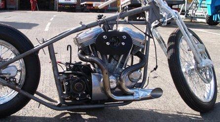 Bespoke bike exhausts