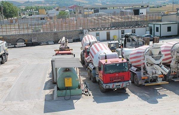 trasporto calcestruzzo