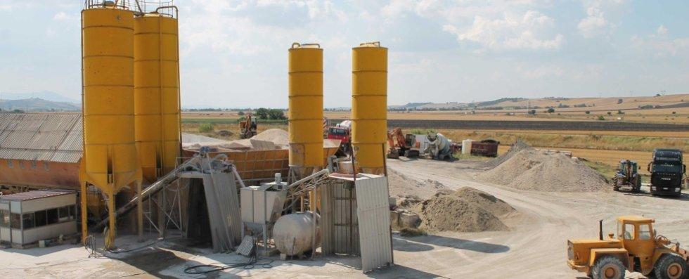 calcestruzzo e cemento